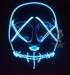 Blue Purge Mask