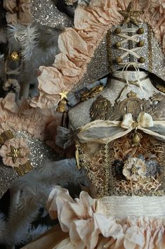 Exquisite handmade delights by Donna O'Brien  ...