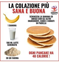 Conseils fitness en nutrition et en musculation. Healthy Sweets, Healthy Cooking, Healthy Snacks, Healthy Eating, Healthy Recipes, Tips Fitness, Fitness Diet, Health Fitness, Crepes