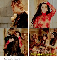 Alex to Elizabeth minus last panel Mary Queen Of Scotland, Mary Queen Of Scots, Queen Mary, Reign Show, Reign Cast, Mary Stuart, Family Show, Abc Family, Reign Catherine