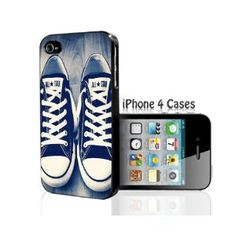 All Star Converse shoes Iphone 4/4s Case
