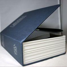 Dictionary Hidden Safe #Under-$50 #Christmas #For-Men
