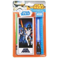 1bbd99a1c14 Official Licenced Star Wars  A New Hope  Stationery Set - Quickdraw  Supplies Line Shopping