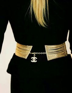 Chanel Belt | Dear God, Yassssss!