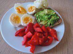 Fitblog. Odchudzanie, przepisy, motywacja.: Pomysł na fit śniadanie #1