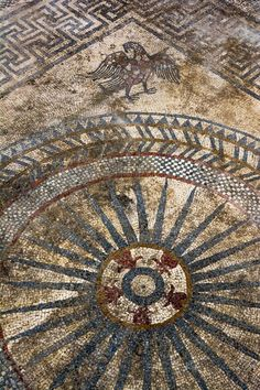 Archaeologists Discover Magnificent Mosaics In The Long Lost Gallo-Roman City Of Ucetia.