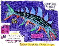 Jurassic World: The Game - Edestosaurus (Request) by DinoBrian47 on DeviantArt