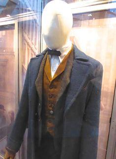 Newt Scamander Fantastic Beasts movie costume