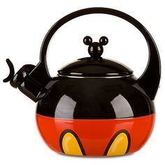 I have an obsession with Disney and Tea Kettles... This is the perfect combination!