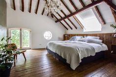indeling slaapkamer ramen