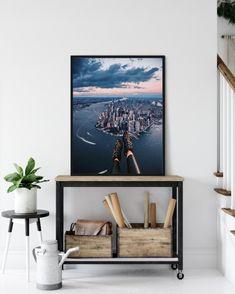 Aufnahmeort: Lower Manhattan, New York City 2018 Manhattan New York, Lower Manhattan, Art Prints For Sale, Fine Art Prints, New York City, Magnetic Frames, Photo S, Pictures, Design