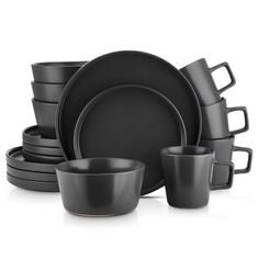 Plates And Bowls, Salad Plates, Side Plates, Salad Bowls, Stoneware Dinnerware Sets, Tableware, Kitchenware, Kitchen Dishes, Glass Kitchen