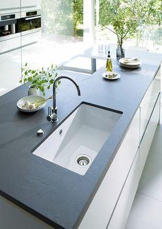 Duravit Kitchen Sinks | Flexibility, Duravit and Modern