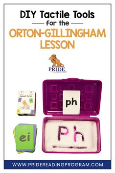 Here Are A Few Tracing And Tactile Tools, That Are Inexpensive And Easy For You To Make And Take To Your Orton-Gillingham Lessons. Via Pridereading Dyslexia Teaching, Teaching Reading, Phonics Reading, Reading Skills, Guided Reading, Reading Lessons, First Grade Phonics, Spelling Activities, Phonics Lessons