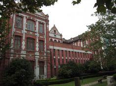 走进上海老校园(四) 上海交通大学