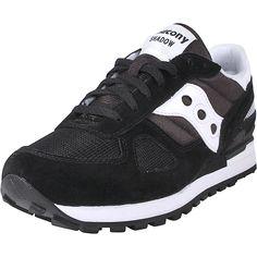 Saucony - Men's Shadow Original Sneaker - Black
