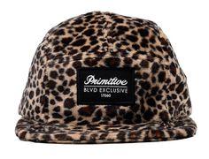 Wildlife 5-Panel Hat by PRIMITIVE