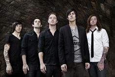 "Sleeping With Sirens- the best band of all time! Listen to ""If I'm James Dean, You're Aubrey Hepburn"" (not acoustic version, even though that one is good the other version is better)"