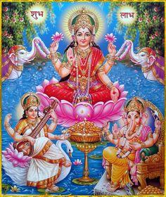 Lakshmi has also been a goddess of abundance and fortune for Buddhists Lakshmi hindu art Lakshmi wealth Lakshmi goddesses Lakshmi haram Lakshmi tanjore painting Lakshmi vaddanam Lakshmi bangle Lakshmi decoration Lakshmi necklace Indian Goddess, Goddess Lakshmi, Shiva Art, Hindu Art, All God Images, Saraswati Devi, Lakshmi Images, Lord Shiva Family, Lord Vishnu Wallpapers