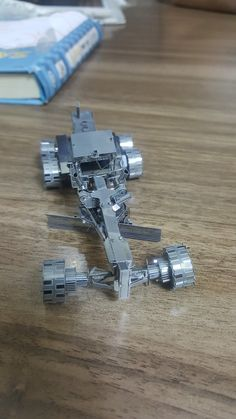 3D metal puzzle ☺️