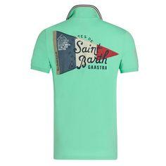 Gaastra Polo Shirt Beau temps Men Light green