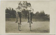 Bicycle Stuntmen