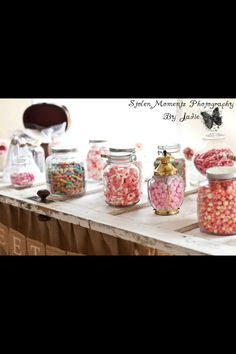 Vintage pink candy bar