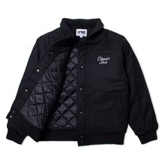 #spmk #spacemonkeys #Classicshit #jacket #veste #matelassee #broderie