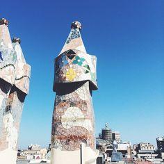 Gaudí / Barcelona, Spain