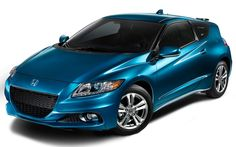 2013 Honda CR-Z: More power and mpg, but only a little | Digital Trends