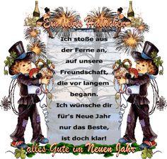 beeindruckendes Bild 'Das alte Jahr.gif' von Floh. Eine von 215 Dateien in der Kategorie 'Silvester / Neujahr' auf FUNPOT.
