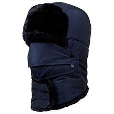 0746880b609 wholesale Winter Warm Earflap Bomber Hats Caps Scarf Men Women Russian  Trapper Hat Aviator Trooper Earflap Snow Ski Hat Cap With Scarve