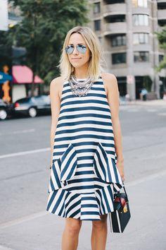 Damsel in Dior Black Girl Fashion, Stripes Fashion, Retro Fashion, Boho Fashion, Autumn Fashion, European Fashion, Japanese Fashion, Korean Fashion, Petite Fashion Tips