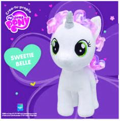 Sweetie Belle, Build A Bear, Tweety, My Little Pony, Hello Kitty, Workshop, Character, Love, Home