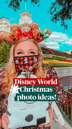 Cute Disney Outfits, Disney World Outfits, Disney World Trip, Disney World Christmas Shirts, Disneyland Christmas, Disney World Pictures, Disney Pics, Disney Disney, Disney Magic
