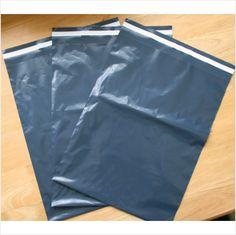 """10 x (16"""" x 12"""") (305 x 406mm) Strong Grey Postal Mailing Bags Self Seal Strip on eBid United Kingdom £0.89"""
