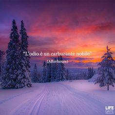 Da libri, canzoni, film, lettere e diari: ecco da dove vengono le citazioni che ogni giorno potete leggere e condividere sulla pagina Facebook di LifeGate. Qui la quarta raccolta, quella che scalda l'inverno.