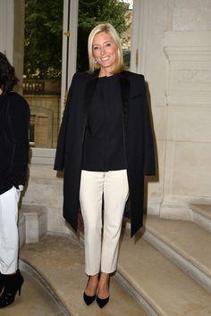 Princess Marie Chantal Photos: Front Row at Valentino