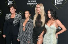 Kris, Kourtney, Khloe, and Kim Kardashian - Investing Magazine