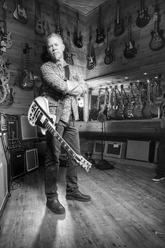 James Hetfield...I love this picture