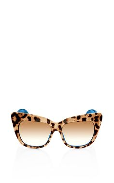 Alice Goes To Cannes In Leopard Print by Anna-Karin Karlsson for Preorder  on… 60a82775d29d