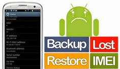 How to change or repair IMEI in Android Smartphone