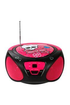Monster High Cd-Spelare Monster High Boombox, Monster High, Cool Stuff, Car, Sports, Shopping, Hs Sports, Automobile, Sport