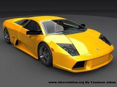 Lamborghini Murcielago :D