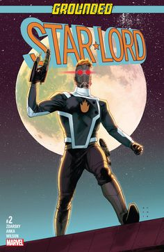 Star-Lord (2016) #2 #Marvel @marvel #marvelofficial #StarLords (Cover Artist: Kris Anka) Release Date: 1/18/2017