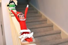 15 MORE Fun Elf on the Shelf Ideas. Definitely doing snow ball fight with lego walls and changing pictures to the elf! Love