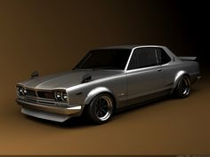 Nissan Skyline KGC10 GT-R
