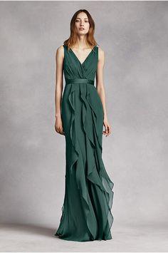 Forest Green Bridesmaid Dresses   David's Bridal