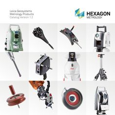 Leica geosystems - Metrology products
