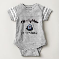 Firefighter In Training T-shirts